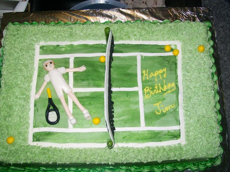 Tennis Birthday