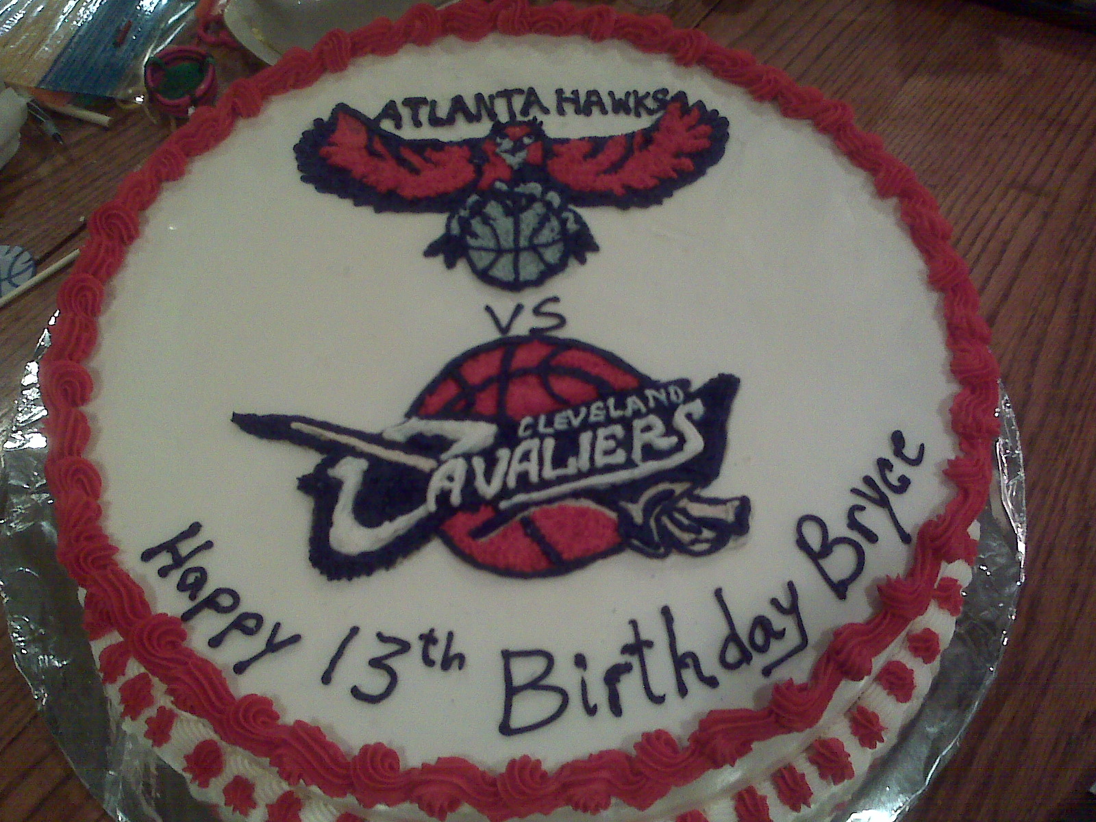 Atlanta Hawks vs Cavaliers