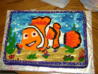 Nemo Birthday