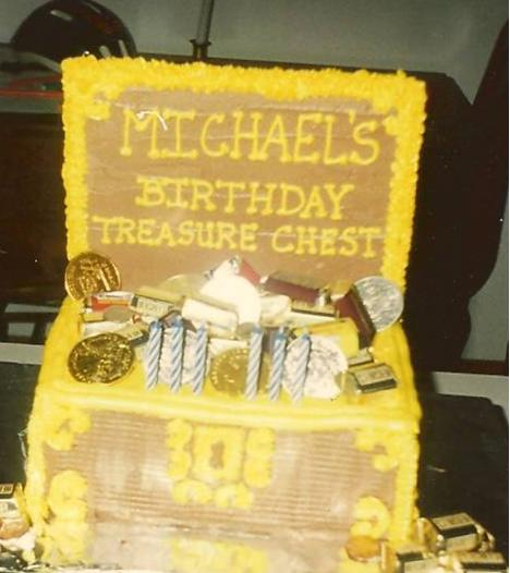 Treasure Chest Birthday