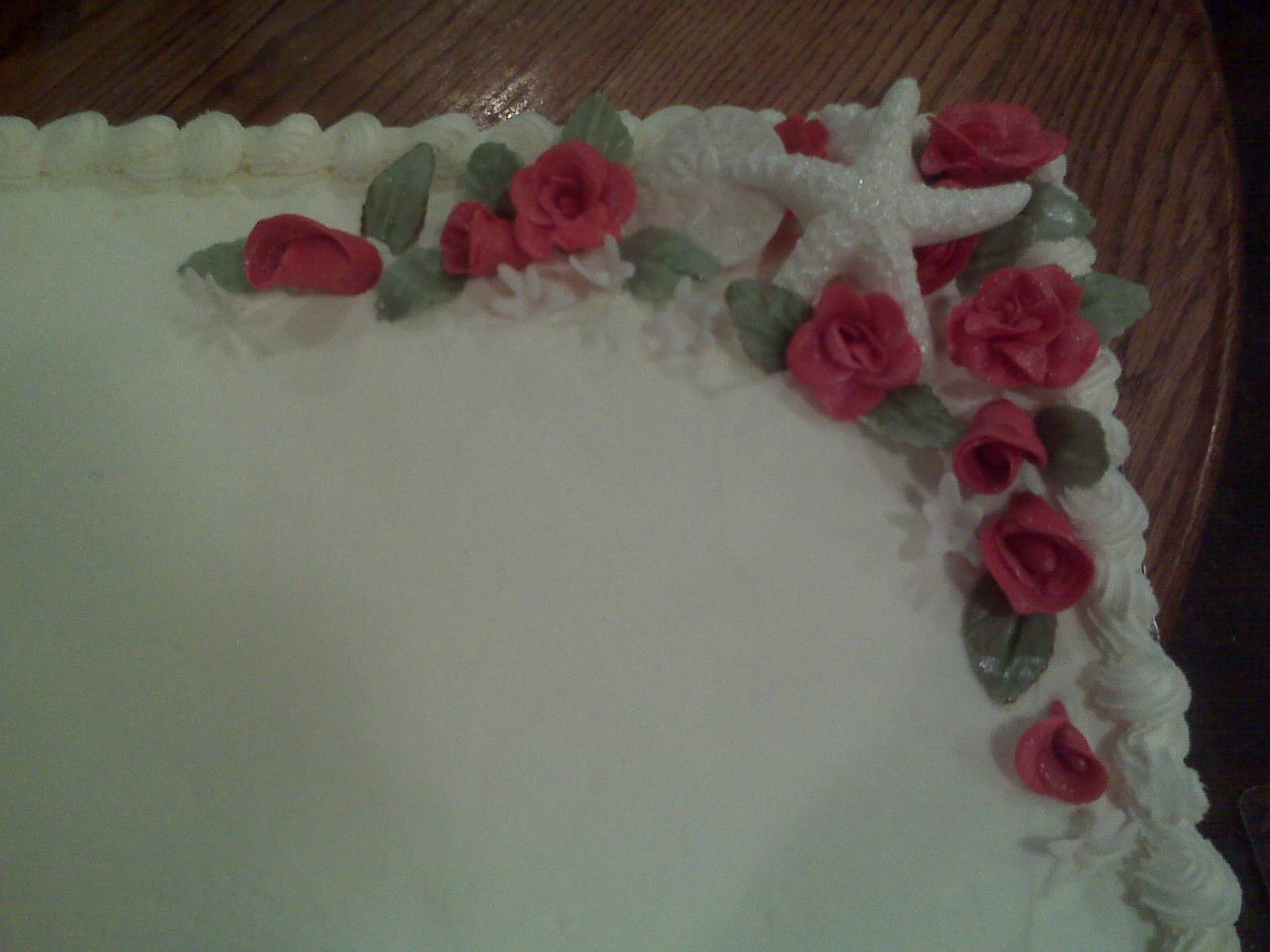 Tybee Wedding Closeup