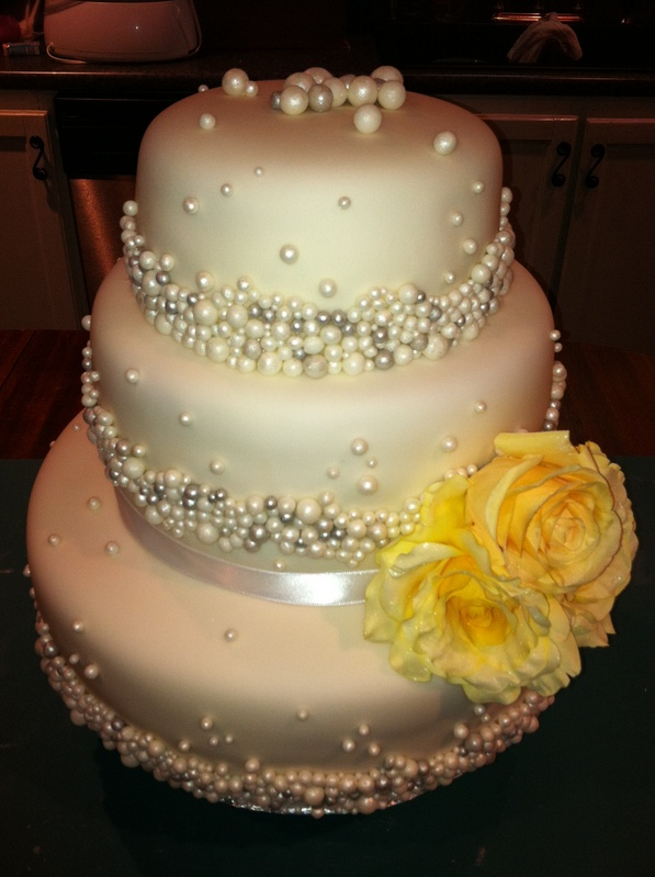Fondant and Pearls