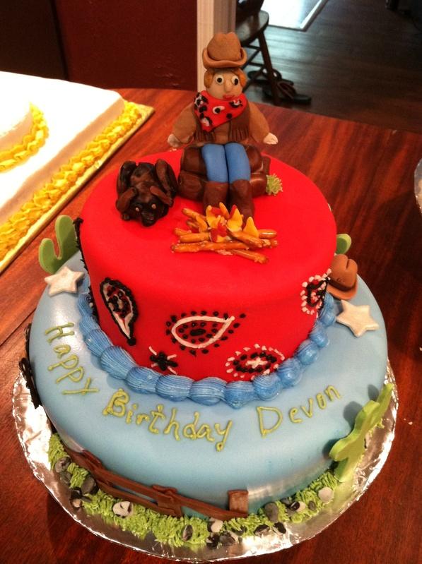 Cowboy Birthday