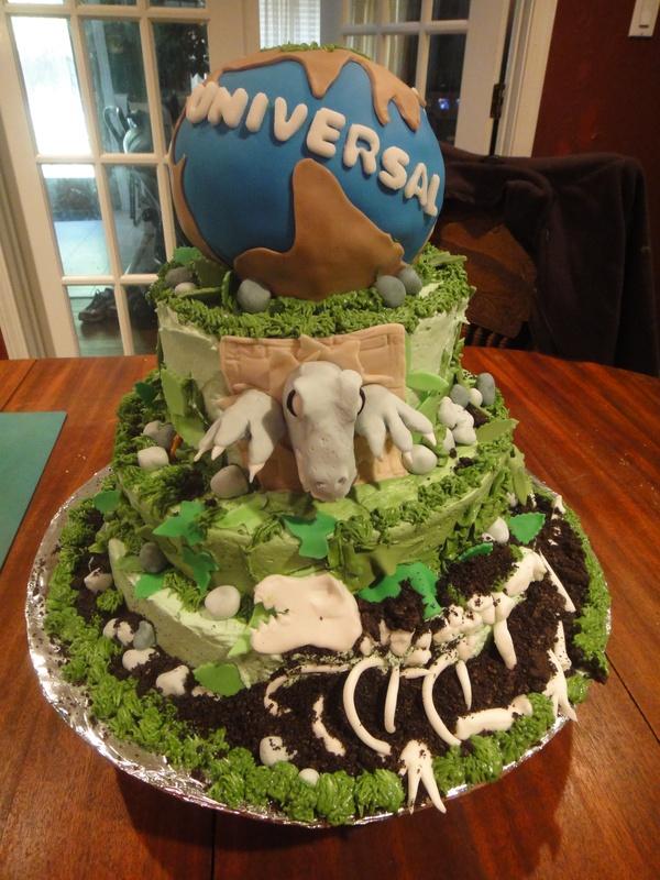 Jurassic Park Cake Walmart