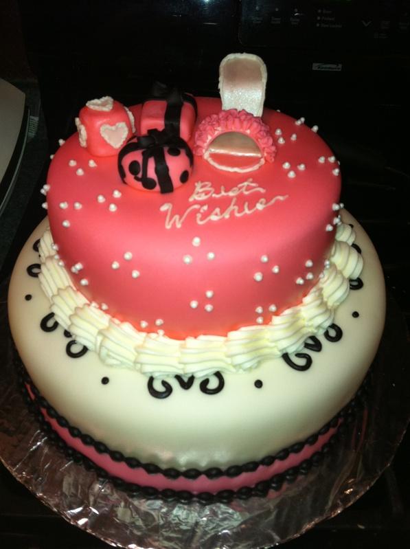 Bridal Shower Amp Bachelorette Party Cakes